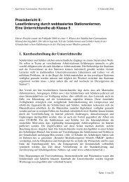 Leseförderung mit Antolin, Teil 2: Stationenlernen(PDF)