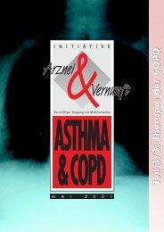 Initiative Arznei & Vernunft - Asthma & COPD - Vernünftiger Umgang ...
