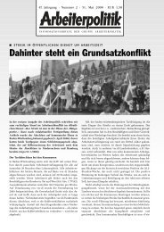 2 2006 - der Gruppe Arbeiterpolitik