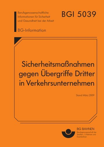 als PDF herunterladen - Arbeitssicherheit.de