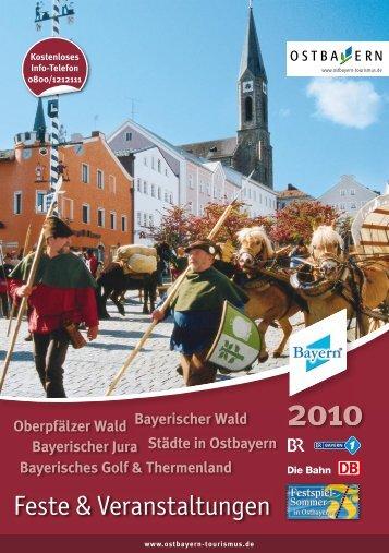 Feste & Veranstaltungen - Arberland