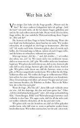 Leseprobe dieses Buches - Arbor Verlag