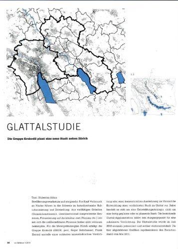 GLATTALSTUDIE - ETH Zurich