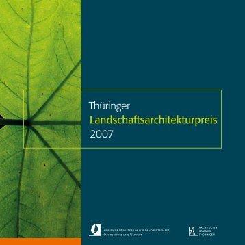 Thüringer Ministerium für Landwirtschaft, Naturschutz und Umwelt