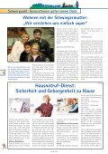 Wir sind für Sie da - Arnsberger Wohnungsbaugenossenschaft eG - Page 6