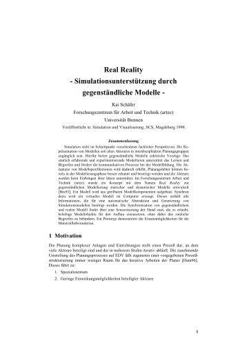 PDF-Version - artecLab - Universität Bremen