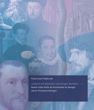 Cabinet mit Bibliothec und übrigen Raritäten - ARTexperts