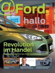 Revolution im Handel - Ford