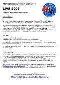 LIVE 2009 - Atemschutzunfaelle.eu - Page 2