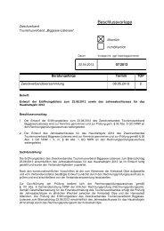 Beschlussvorlage 7/2013 - Attendorn
