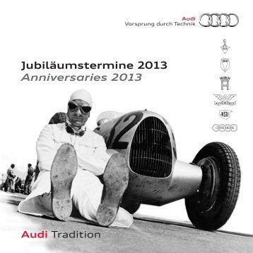 Übersicht als PDF (3.2 MB) - Audi