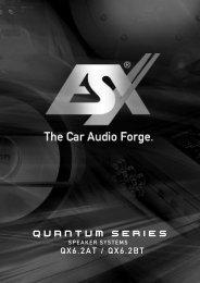 Einbauanleitung als PDF - Audio Design GmbH