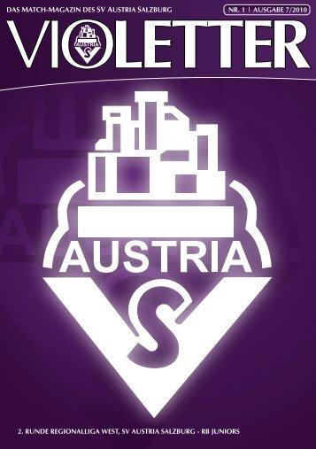 violetter - SV Austria Salzburg