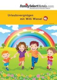 Urlaubsvergnügen mit Willi Wiesel