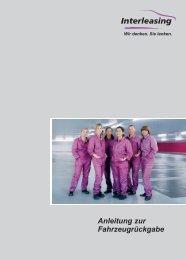 Anleitung zur Fahrzeugrückgabe.pdf, pages 1-8 - Auto-Interleasing AG