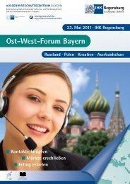 Ost-West-Forum Bayern