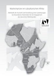 Marktchancen im subsaharischen Afrika