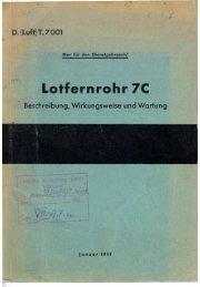 Lotfernrohr 7C - AVIA