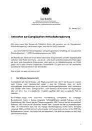 Antworten zur Europäischen Wirtschaftsregierung.pdf - Axel Schäfer