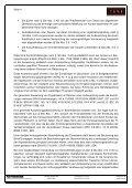 Bankgeheimnis: Der Anlegerschutz ist nur minimal - axis ... - Page 4
