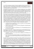 Bankgeheimnis: Der Anlegerschutz ist nur minimal - axis ... - Page 6