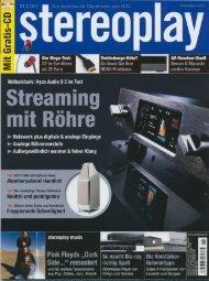 November 2011, Germany - Ayon Audio