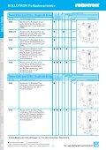 RADEMACHER Produktübersicht - Betting und Buss Gbr - Seite 3