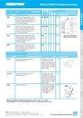 RADEMACHER Produktübersicht - Betting und Buss Gbr - Seite 4