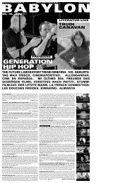 GENERATION HIP HOP - Babylon