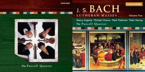CHAN 0653 Front.qxd - Bach Cantatas