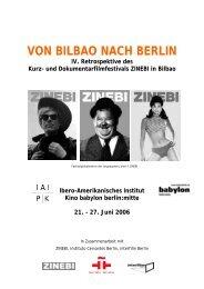 VON BILBAO NACH BERLIN - Babylon