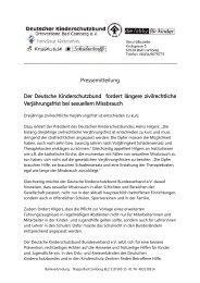 Pressemitteilung Der Deutsche ... - Bad Camberg Info