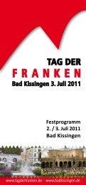 FRANKEN - Bad Kissingen
