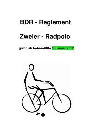 Reglement Radpolo Inhalts - Badischer Radsport-Verband e.V.