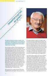 Gemeindevorsteher Anton Eberle - Gemeinde Balzers