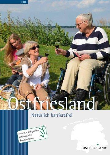 Ostfriesland - Natürlich barrierefrei: Sehenswürdigkeiten ...