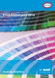 Preisliste Salcomix - BASF Coatings Services GmbH