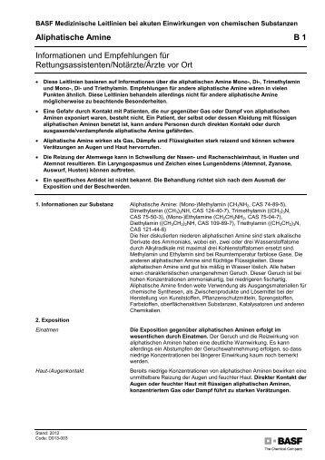 Informationen und Empfehlungen für - BASF.com