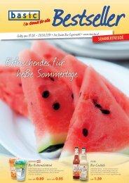 Bestseller August Österreich - Basic
