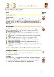 17. Unterrichtseinheit: Freilaufen - Deutscher Basketball Bund ...