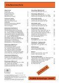 Katalog für Gelenkköpfe und Gelenklager - Baß Antriebstechnik GmbH - Seite 3