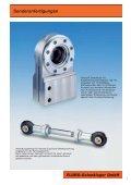 Katalog für Gelenkköpfe und Gelenklager - Baß Antriebstechnik GmbH - Seite 7