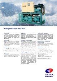 Flüssigkeitskühler nach Maß - Bau Docu Österreich