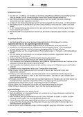 BETRIEBSANLEITUNG - Bauer - Page 7