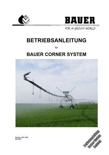 steuerzentralen - corner system - Bauer