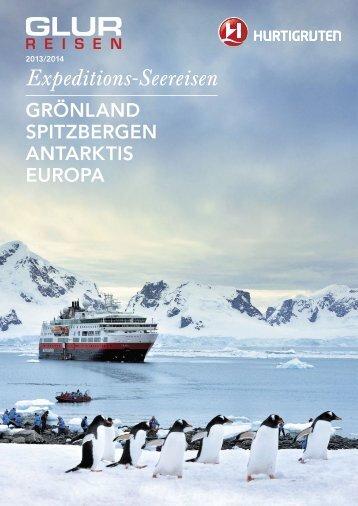 Expeditions-Seereisen - Baumann Cruises