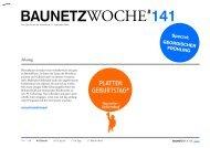 Special - BauNetz