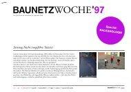 BAUNETZWOCHE#97