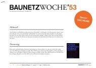 BAUNETZWOCHE#53