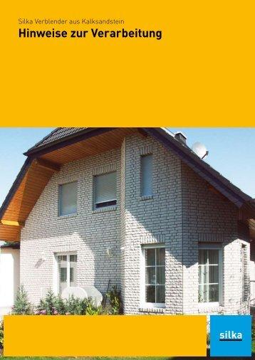Verarbeitungshinweise.pdf - Baunetzwissen